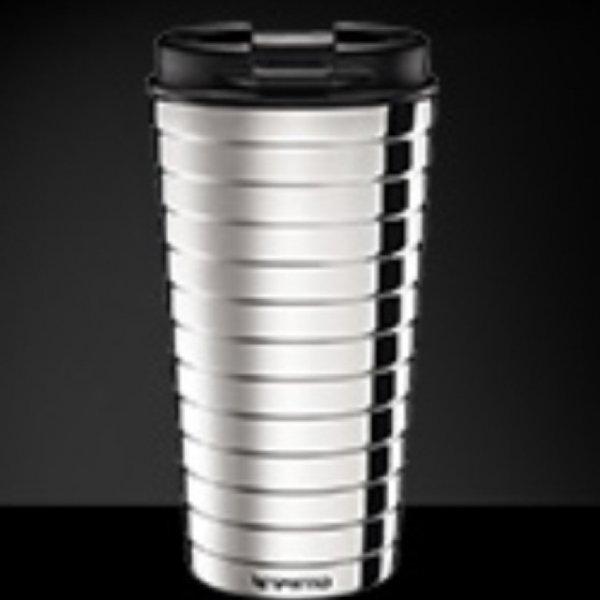 Nespresso bei einer Bestellung von 250 Kapseln eine Travel Mug gratis dazu