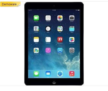 [MeinPaket.de] iPad Air 16GB WiFi für 359,10€ [Demoware]