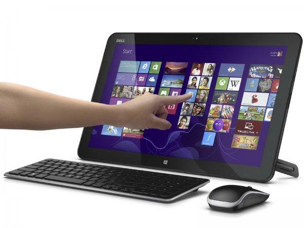 Dell XPS One 18 mit i5 für 556€ (Vergleichspreis: 955€)
