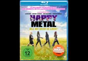 [Blu-ray] Happy Metal - All we need is Love! ab 5,99€ @ Saturn