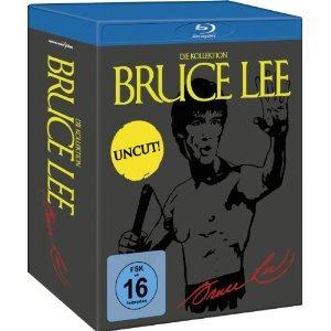 [Blu-ray] Bruce Lee - Die Kollektion - Uncut (exklusiv bei Amazon.de)