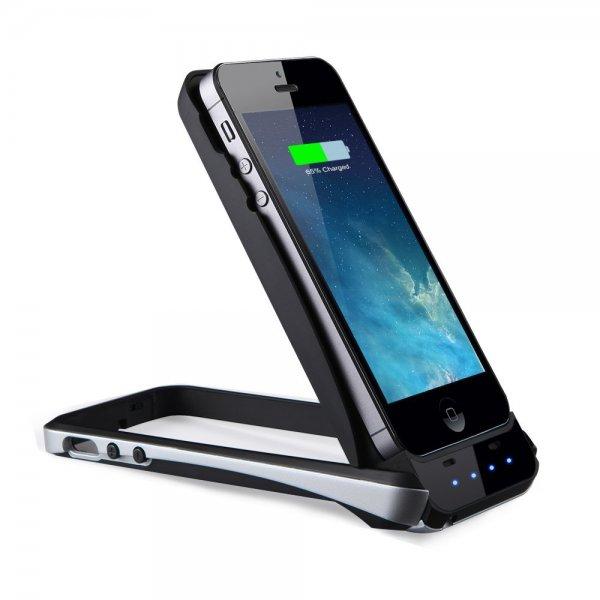 [Amazon] 20% sparen beim Kauf von EasyAcc BatterieCharger-Hülle für iPhone 5/5s/5c (ab 23,99€)