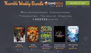 [Steam] Humble Weekly Bundle: Gamepedia presented by Curse