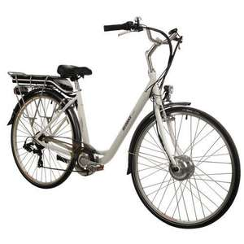 E-Bike Pedelec Touring 28 Zoll Elektrofahrrad Alu weiß, 679,90 auf eBay de