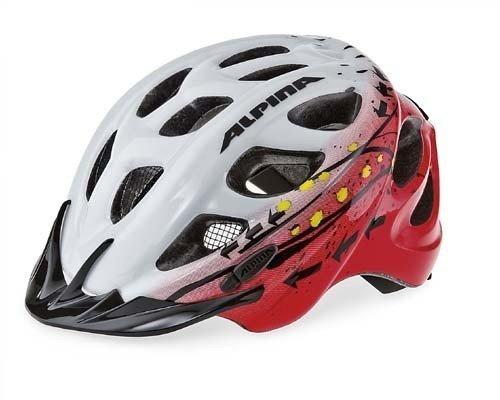 Fahrradhelm Alpina Rocky Größe: 47-52 @ebay
