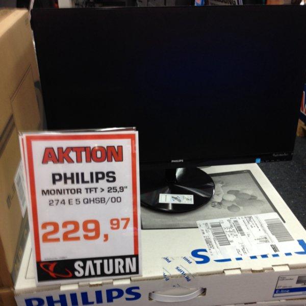 """Philips 27"""" Ausverkauf guter Preis"""