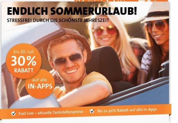 Wieder da: Navigon 30% Rabatt auf In-App Käufe