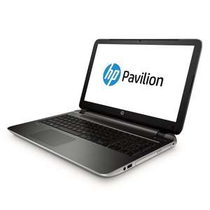 "HP Pavilion 15,6"" Full HD i5-4210U, GeForce 840M, 4GB RAM, 500GB HDD, FreeDOS - 449,00 €"