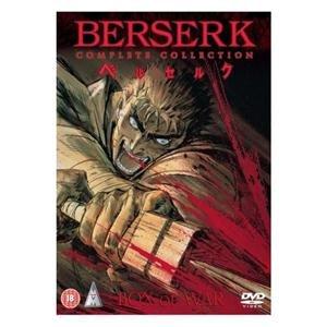 [Anime] [6 DVDs] Berserk für ~15€