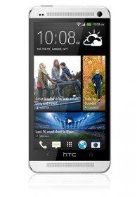 HTC One silver, 32GB, Netzbetreiber-Ware, B-Ware