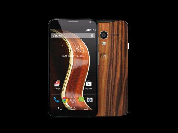 Motorola Moto X Walnut (auch schwarz und weiss): MediaMarkt Marburg für 249,-