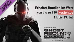 [Steam] Ghost Recon Phantoms DLCs