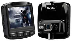 Mediamarkt.de: ROLLEI Car Cam DVR-100, Full HD-Dashcam, nur 55,00 Euro