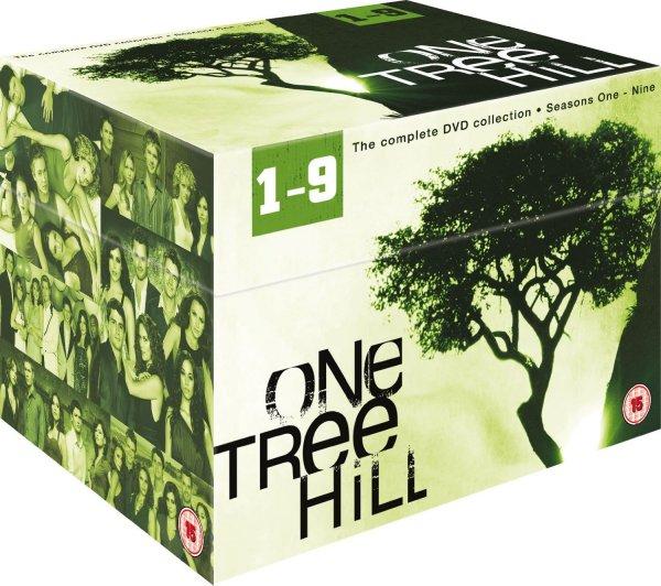 One Tree Hill 1-9 für ~50€ - OT