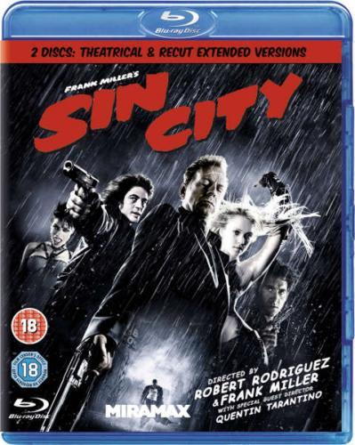 Sin City -Blu-ray-2 Discs- für ca. 6,87€ inkl. Versand