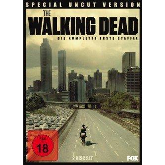 (Lokal) Müller - The Walking Dead (Staffel 1) BLU RAY oder DVD