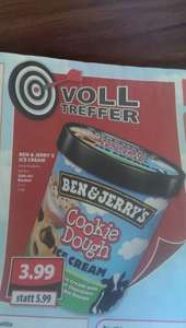 [Lokal] [Famila NordWest] BEN & JERRY'S ICE CREAM 3,99 EUR !