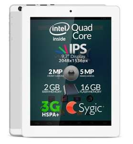 Allview Viva i10G Tablet mit Quad core und 3G