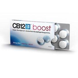 Gratis Kaugummi gegen Mundgeruch von CB12