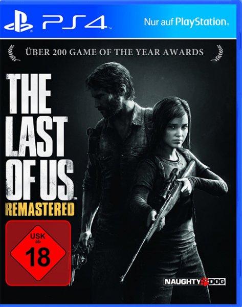 The Last of Us Remastered für PS4 @Playstation Store Deutschland