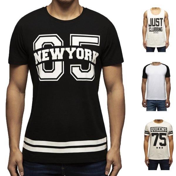 Jack & Jones Herren T-Shirts oder Tank Top Neu Gr. S bis 2XL diverse Modelle Ebay Wow