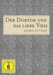 Der Doktor und das liebe Vieh - Komplettbox (27 DVDs)