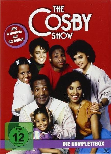 Die Bill Cosby Show - Komplettbox DVD für 37€