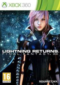XBox 360 - Lightning Returns: Final Fantasy XIII (Limited Edition) für €20,11 [@Zavvi.com]