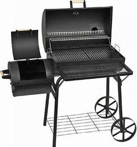 Smoker El Fuego Holzkohlegrill Dakota  @plus  87,18€