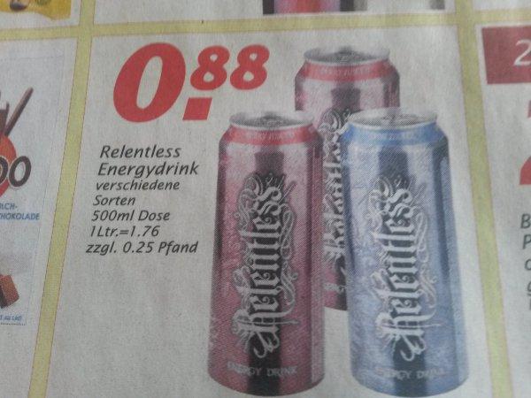 Im WEZ Minden-Lübbecke - Relentless Vers.  Sorten!