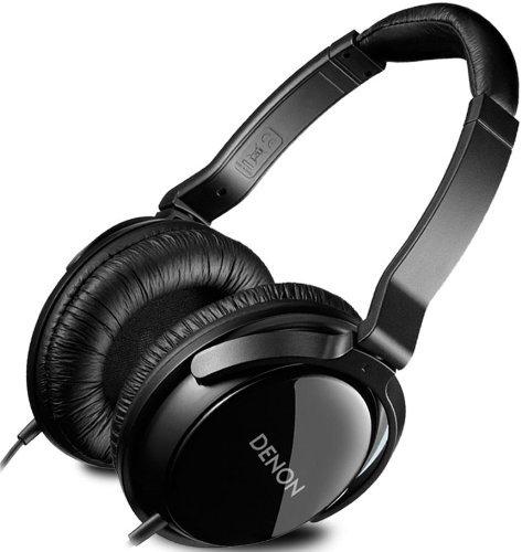 Denon AH-D310R On-Ear-Kopfhörer mit 3-Tasten-Fernbedienung + Mikrofon für 15,99€ frei Haus von Cosse