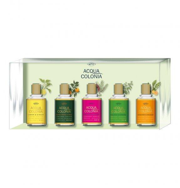 [galeria-kaufhof] Acqua Colonia Miniatur Duftset 5-teilig für 17,29€