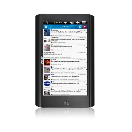 Arnova 7 (Android-Tablet) für 105,90 bei Conrad