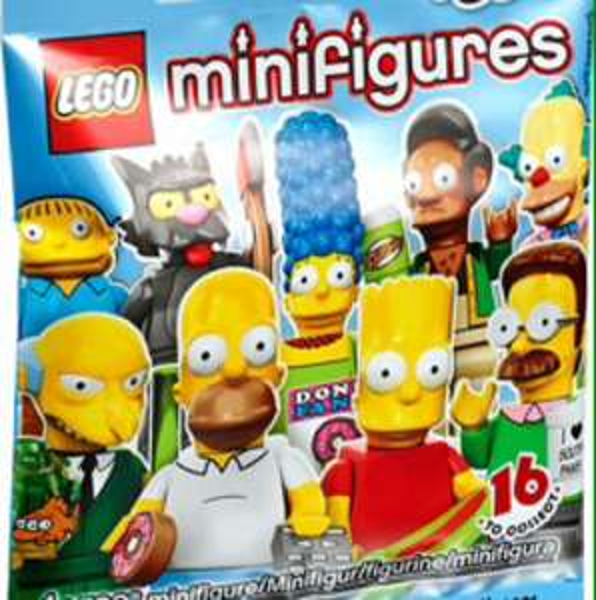 Lego Simpsons Minifiguren für je 2,12€ (ab 8 Stück)