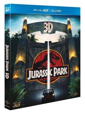Jurassic Park (Blu-Ray 3D+Blu-Ray)