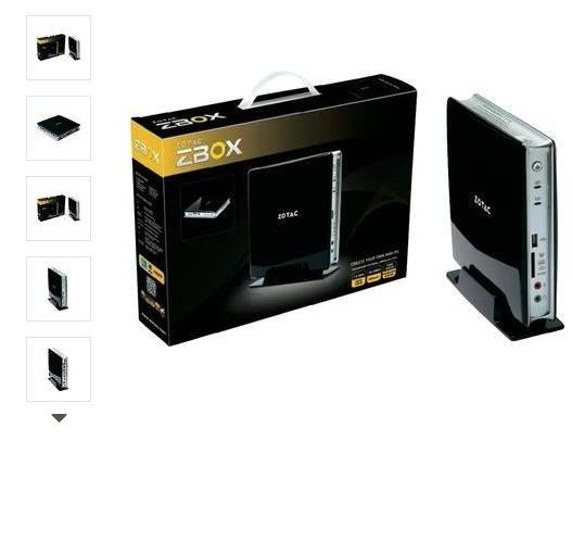 ZOTAC ZBOX ID18 Intel NM70 Barebone INTEL Core Pro@Conrad 89 €