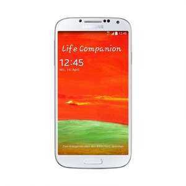 Samsung Galaxy S4 i9515 Smartphone 16GB Android 4.4 13 Megapixel Kamera, Weiss