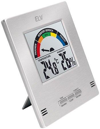ELV LCD-Klima-Komfort-Anzeige 9,95€ nur HEUTE