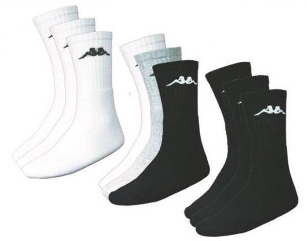 Kappa Socken Damen & Herren 12 Paar nur 14,99 €@MP