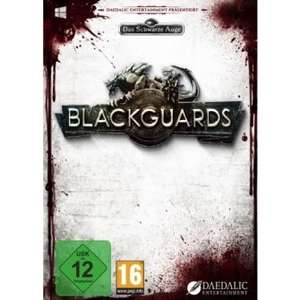 Steam - Blackguards 7,50€ / Deluxe Edition 11,23€ @ Gamersgate nur mit RU-VPN