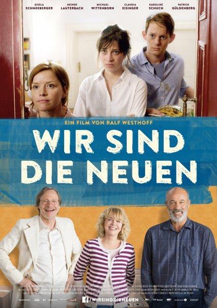 """Kino [Bayern] - """"Wir sind die Neuen"""" am 15.07.2014 20:00Uhr"""