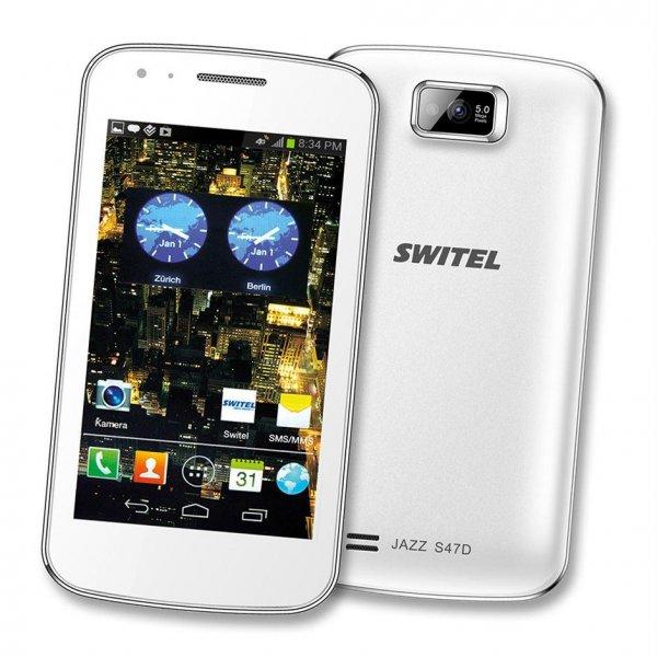 Offline Edeka Herkules Hessenring....SWITEL Handy S47D Dualsim 4 Zoll Android 4.2.2