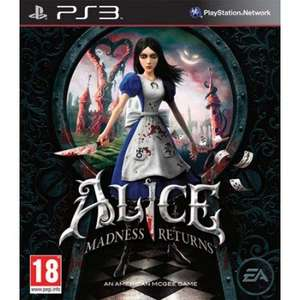 Alice: Madness Returns (PS3) für 15€ @TheGameCollection