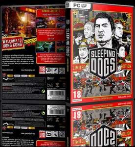 Sleeping Dogs Limited Edition €5.29