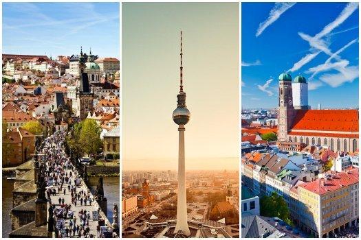Gutschein für A&O Hotels, 2 Nächte für 2 Personen, verscheidene Städte 79€ @travelbird