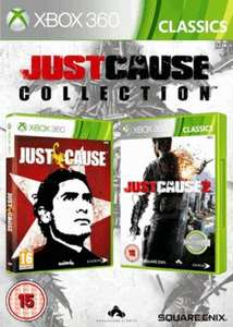 Just Cause 1 + 2 (Xbox 360) für 10€ @Coolshop