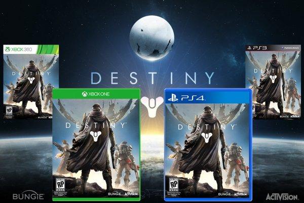 Gamestop 9.99er Aktion jetzt mit Destiny (PS4/PS3/XBO/X360)