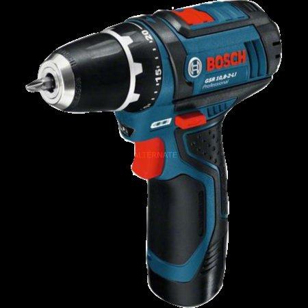 Bosch GSR 10.8-2-LI Akku-Bohrschrauber inkl. L-Boxx-Einlage + 2 Akkus 2.0Ah für 104,85€ inkl. VSK @ ZackZack