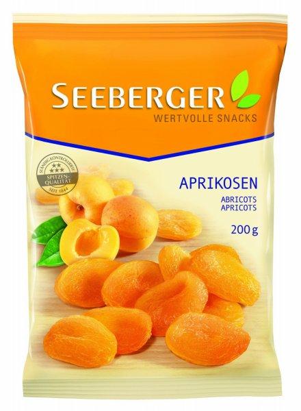 Seeberger Aprikosen, 13er Pack (13 x 200 g Packung) für 19,95€