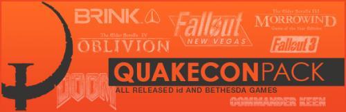 Quakecon Pack 2011 @ STEAM für 69,99€ (-75% OFF)
